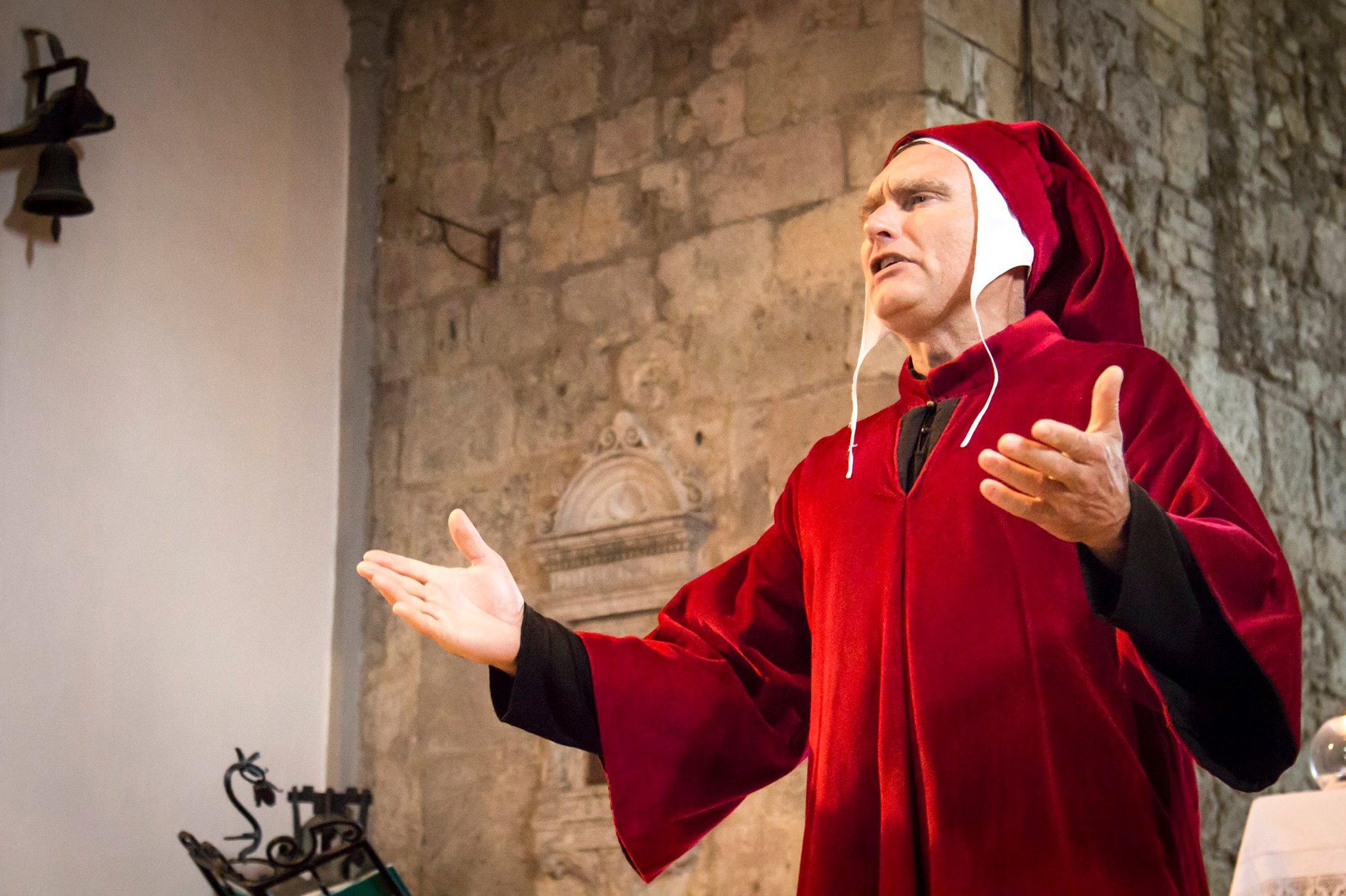 Dante Monteriggioni Medievale